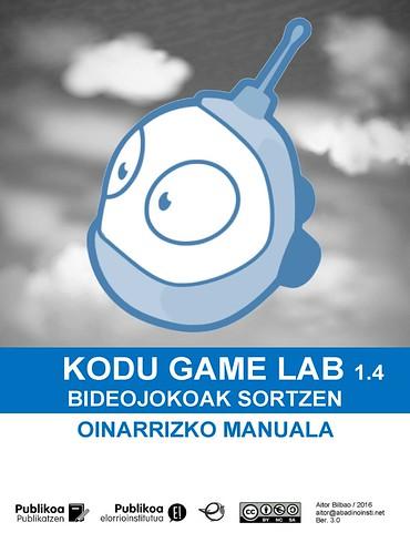 Kodu Game Lab - Bideojokuak sortzen - Manuala ariketekin