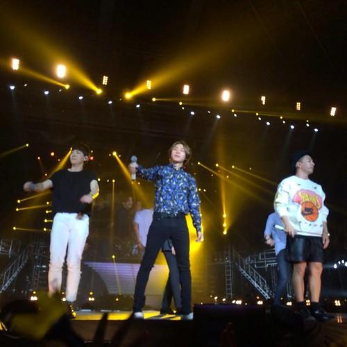 BIGBANG-YGFamConcert-Soundcheck-20140914(9)