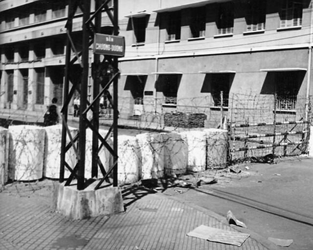 SAIGON 1965 - Bến Chương Dương, đầu đường Võ Di Nguy