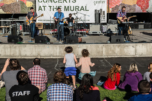 Concerts at the mural photos fresh espresso reptar and for Concerts at the mural