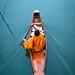 Floating Monk by Josh Bulriss