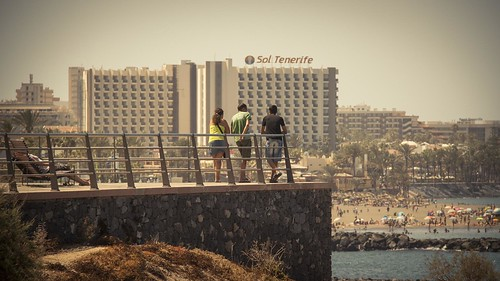 Ocean City (Sol Tenerife) - Iles Canaries - Photo : Gilderic