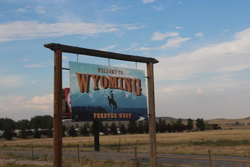 Day 28: From Colorado to Cheyenne, Wyoming.