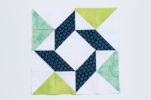 HST Block of the Month: September by Jeni Baker
