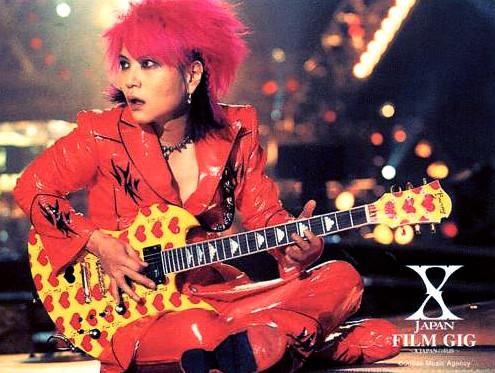Rock no Japão - X - Japan Forever Love - Amor Eterno