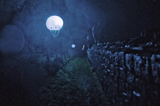 Festival of Connecting Lights at Birdoswald Hadrians Wall