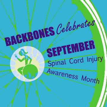 Backbones Wheelchair Scavenger Hunt