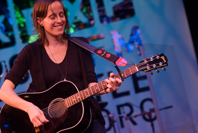 Sera Cahoone live at KEXP
