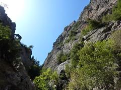 Remontée du haut-Velacu : en vue du trou du Tafonu