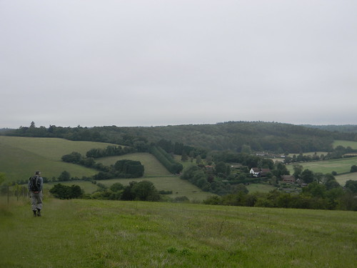 View over Middle Assendon