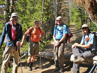 Tenmile Peak Hike - Gents Only
