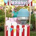 Wedding Carnival - Cotton Candy Booth
