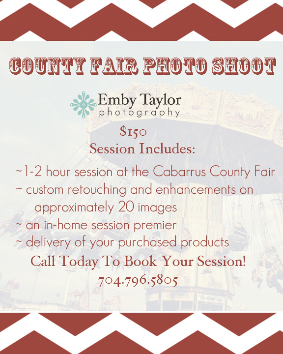 County Fair Photo Shoot