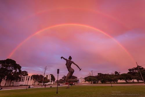 Double Rainbow Bliss