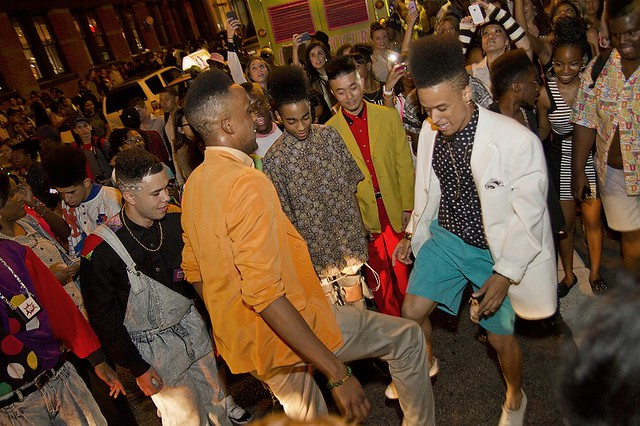 Brooklyn Kids Celebrate 90s Hip Hop And R Amp B During Fashion