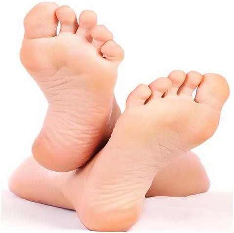 Avoid Sweaty Feet