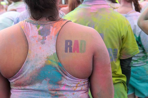 Color Me Rad 5K - Indianapolis