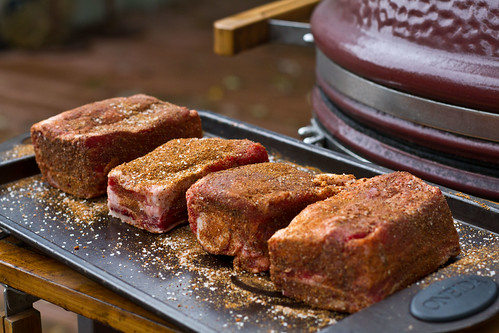 Rubbed Short Ribs