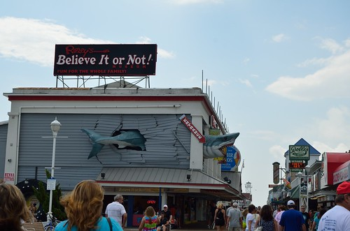 Ripley's on Ocean City, MD Boardwalk