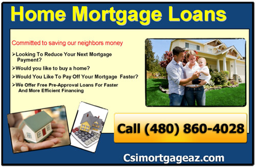 Scottsdale Mortgage 85258 | (480) 860-4028