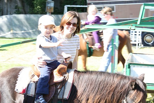 Our Visit to the Orono Fall Fair 2012