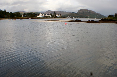 Plockton Harbour, Scotland