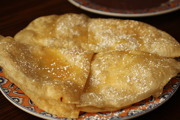 Sopapillas, Don Pablo's, Sarasota, FL, Restaurant Review