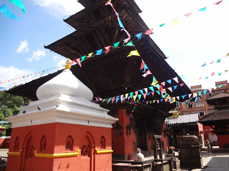 Templo de Kumbeshwar, Patan Nepal