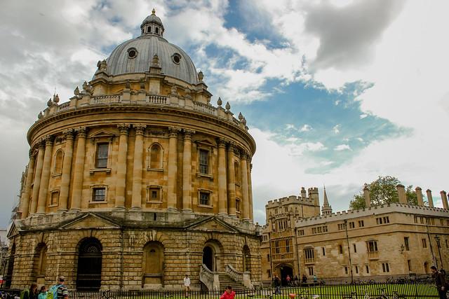 Radcliffe Square de Oxford