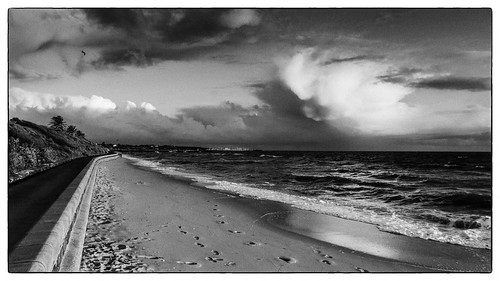 Storm Cloud (B&W)