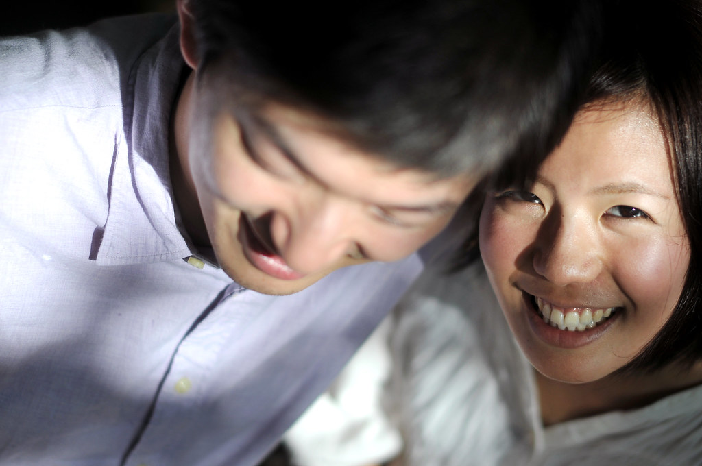 Hideto Nagai & Shoko Watanabe