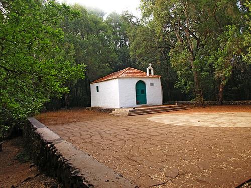 Ermita de Lourdes, Garajonay National Park, La Gomera