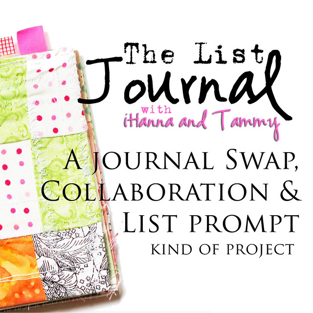 Introduction to the List Journal Project + a prompt