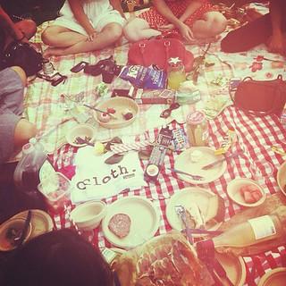 central park picnic!