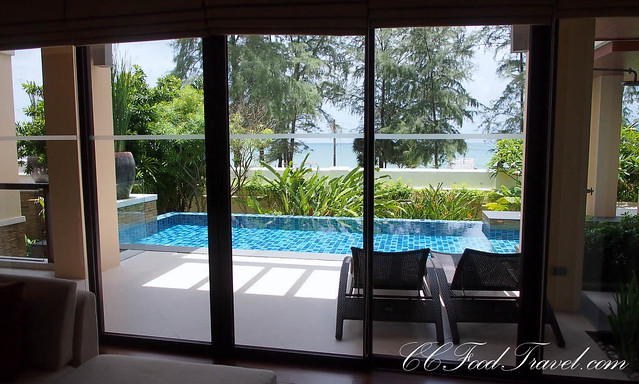 sea view pool suite 2 bedroom indoor pool