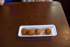 's-Hertogenbosch - Spécialité hollandaise, les Bitterballen