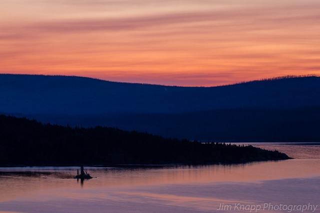 Wild Goose Island, Sunrise