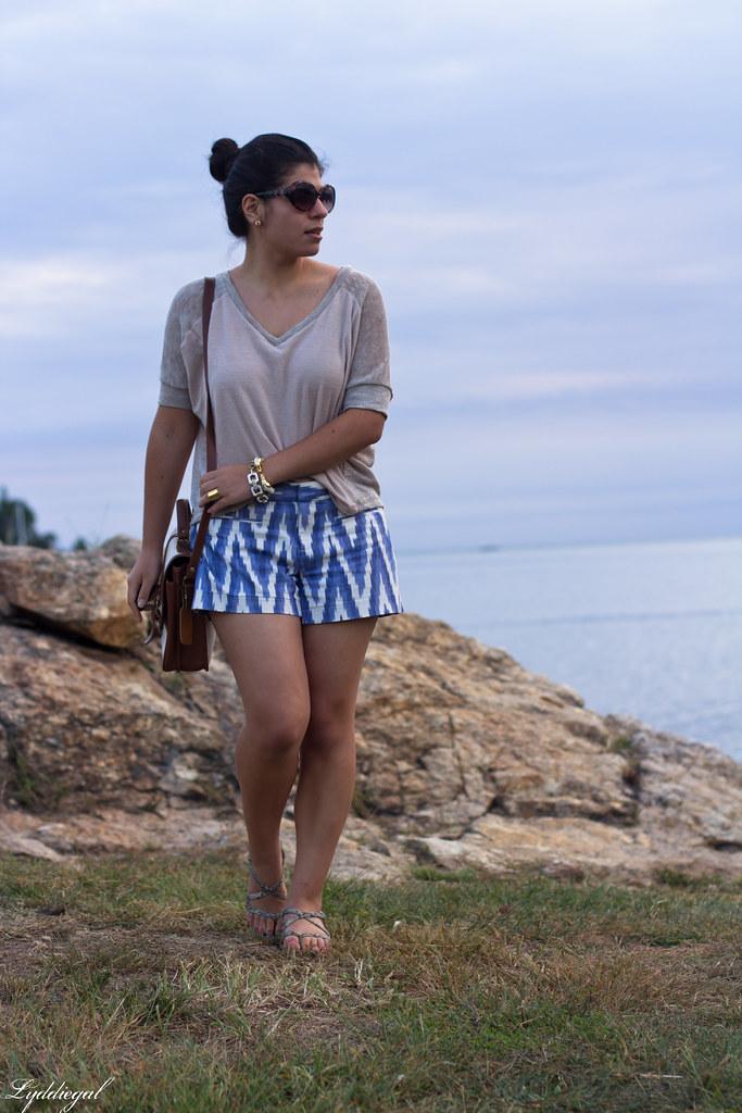 ikat shorts 5