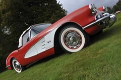 UK Classic Corvette Club-Summer Nationals 2012