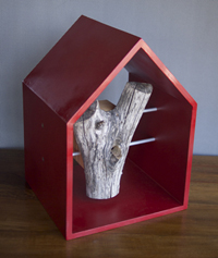Design Vessel Birdhouse