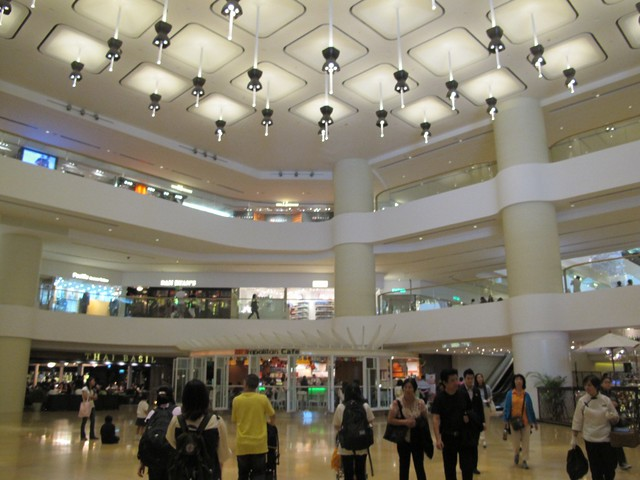Pacific Place Hong Kong