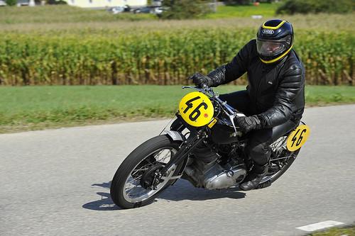 Vincent motorcycle GP Schwanenstadt Austria Copyright 2012 B. Egger :: eu-moto images 0136