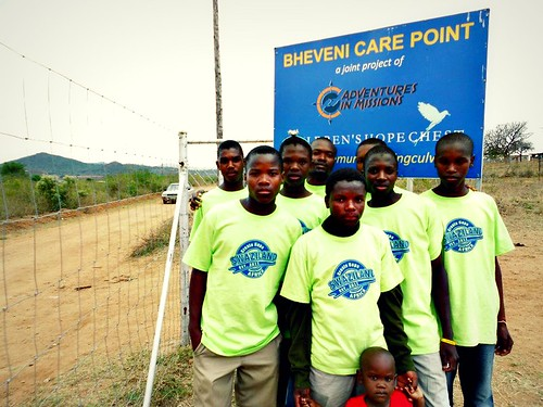 Bheveni Carepoint boys in shirts