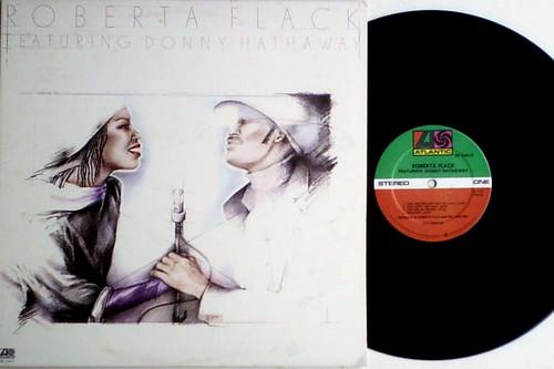 Roberta Flack Featuring Donny Hathaway covrec