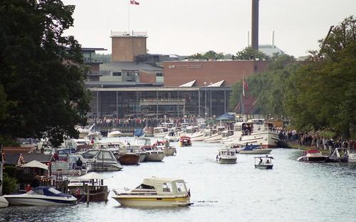 2005 harbor regatta havn silkeborg båd viewfromthebridge gudenåen remstrupå minoltadynax3laf3580
