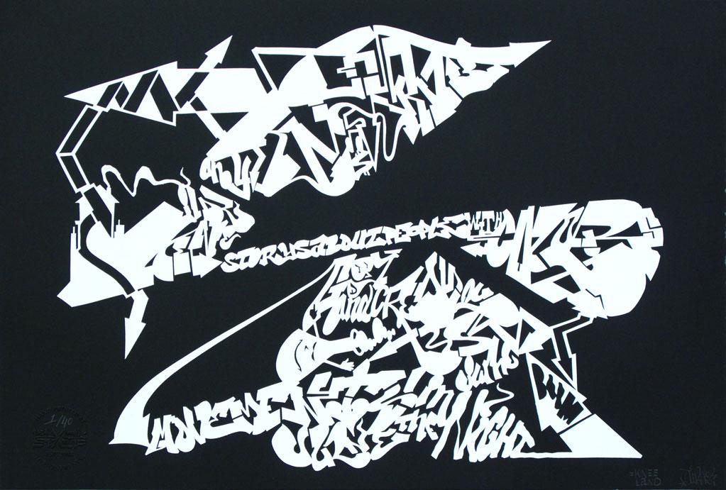 Stencil Class with Jurne