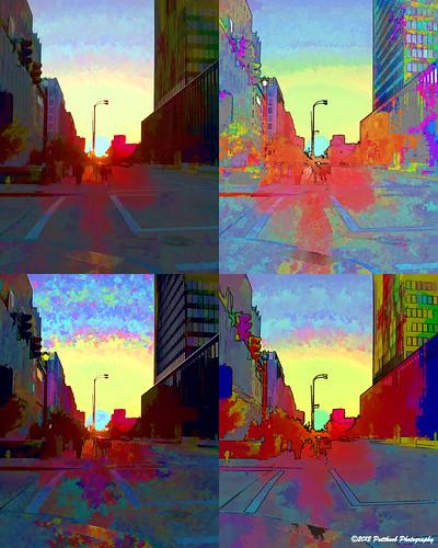 art fall colors sunrise painting louisiana batonrougela photographyphotography iso31662us puttknobphotography puttknob