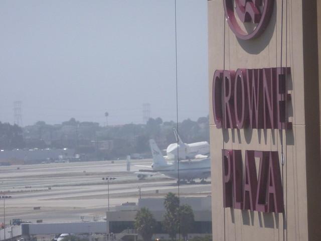 Endeavour Landing 8: Last View