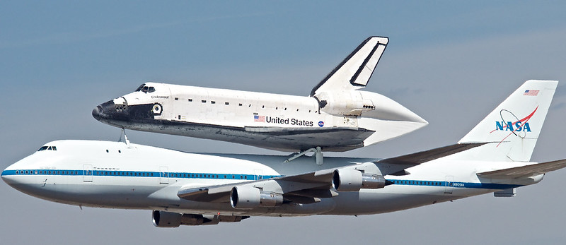 Space Shuttle Endeavour, you are cleared for landing. Welcome home.