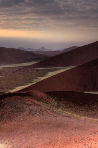 africa portrait sky clouds sunrise lens landscape sand view desert zoom empty dunes sony south southern alpha barren namibia 77 a77 namib 70400mm